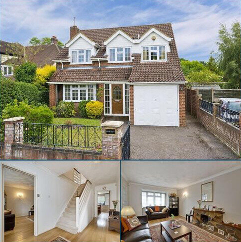 4 bedroom detached house for sale - Weston Green Road, Thames Ditton, Surrey, KT7