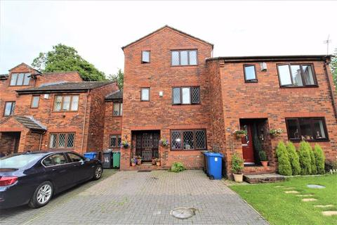 4 bedroom townhouse for sale - Leach Mews, Prestwich, Prestwich Manchester