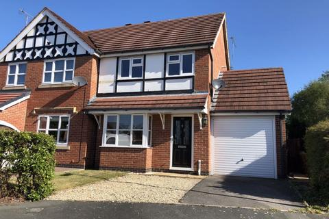 3 bedroom semi-detached house to rent - Flowerscroft, Nantwich, Cheshire