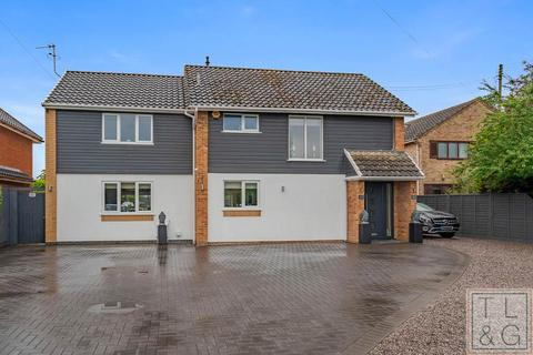 4 bedroom detached house for sale - Bretforton Road, Badsey, Evesham