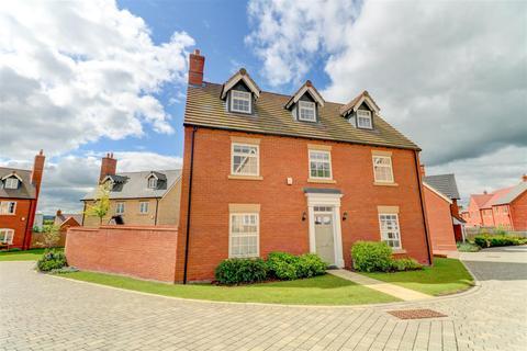 5 bedroom detached house for sale - Plot 8, Sandringham Springhill, Shipston-On-Stour