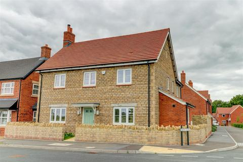 4 bedroom detached house for sale - Smith Close, Warwick