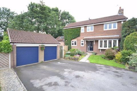 4 bedroom detached house for sale - Parlington Meadow, Barwick In Elmet, Leeds, LS15