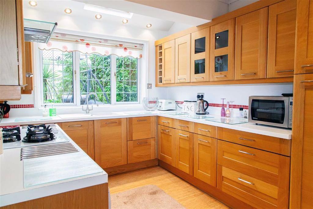 Good size kitchen area
