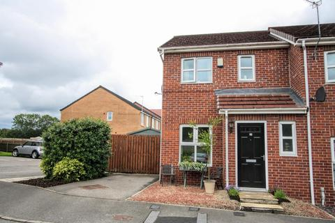 2 bedroom end of terrace house for sale - Throstlenest Avenue, Darlington