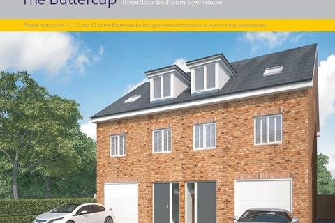 4 bedroom townhouse for sale - Plot 11, The Meadows, Boothferry Road, Hessle