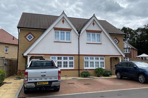 3 bedroom semi-detached house for sale - Thomas Road, The Lawns, Aylesford, ME20 7FR