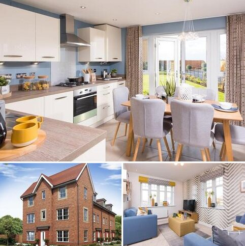 3 bedroom end of terrace house for sale - Plot 102, Brentford at Maes Y Deri, Llantrisant Road, St Fagans, CARDIFF CF5