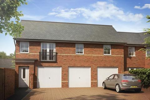 2 bedroom end of terrace house - Plot 99, Walsham at Maes Y Deri, Llantrisant Road, St Fagans, CARDIFF CF5