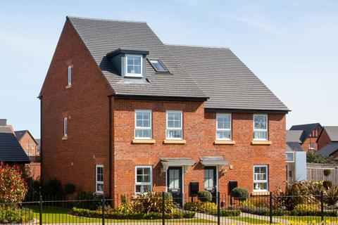 4 bedroom semi-detached house for sale - Plot 5, ROCHESTER at Highfields, Rykneld Road, Littleover, DERBY DE23