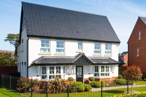 4 bedroom detached house for sale - Plot 6, ALNWICK at Highfields, Rykneld Road, Littleover, DERBY DE23