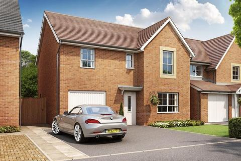 4 bedroom detached house for sale - Plot 98, RIPTON at City Heights, Somerset Avenue, Leicester, LEICESTER LE4