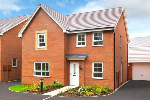 4 bedroom detached house for sale - Plot 97, RADLEIGH at City Heights, Somerset Avenue, Leicester, LEICESTER LE4