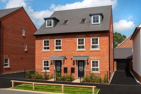 4 bedroom semi-detached house for sale - Plot 207, ROCHESTER at Highfields, Rykneld Road, Littleover, DERBY DE23