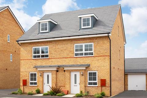4 bedroom semi-detached house for sale - Plot 245, KINGSVILLE at Berry Hill, Lindhurst Way West, Mansfield, MANSFIELD NG18