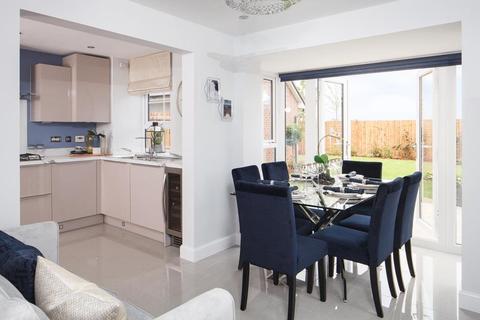 4 bedroom detached house for sale - Plot 186, HEXHAM at Highfields, Rykneld Road, Littleover, DERBY DE23