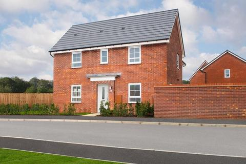 3 bedroom end of terrace house for sale - Plot 297, MORESBY at City Heights, Somerset Avenue, Leicester, LEICESTER LE4