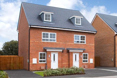 4 bedroom semi-detached house for sale - Plot 98, Kingsville at Wigston Meadows, Newton Lane, Wigston, WIGSTON LE18