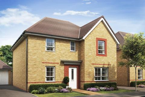5 bedroom detached house for sale - Plot 93, Lamberton at Wigston Meadows, Newton Lane, Wigston, WIGSTON LE18