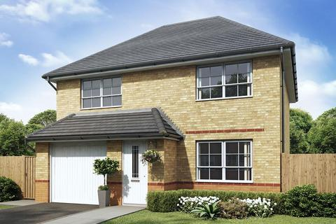 4 bedroom detached house for sale - Plot 96, Kennford at Wigston Meadows, Newton Lane, Wigston, WIGSTON LE18