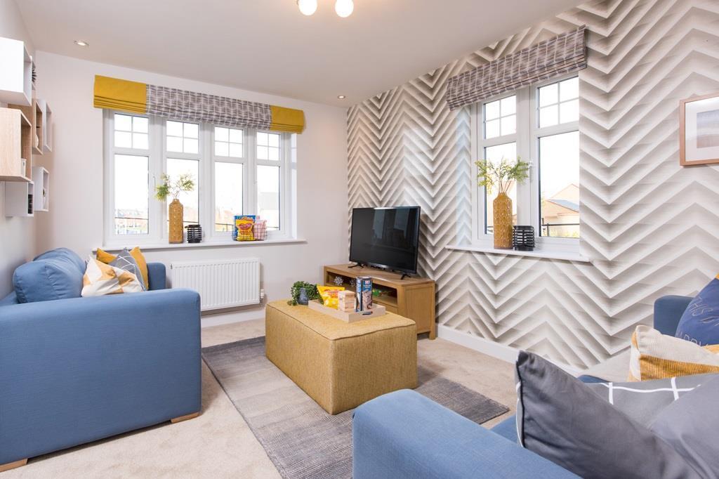 Brentford living room