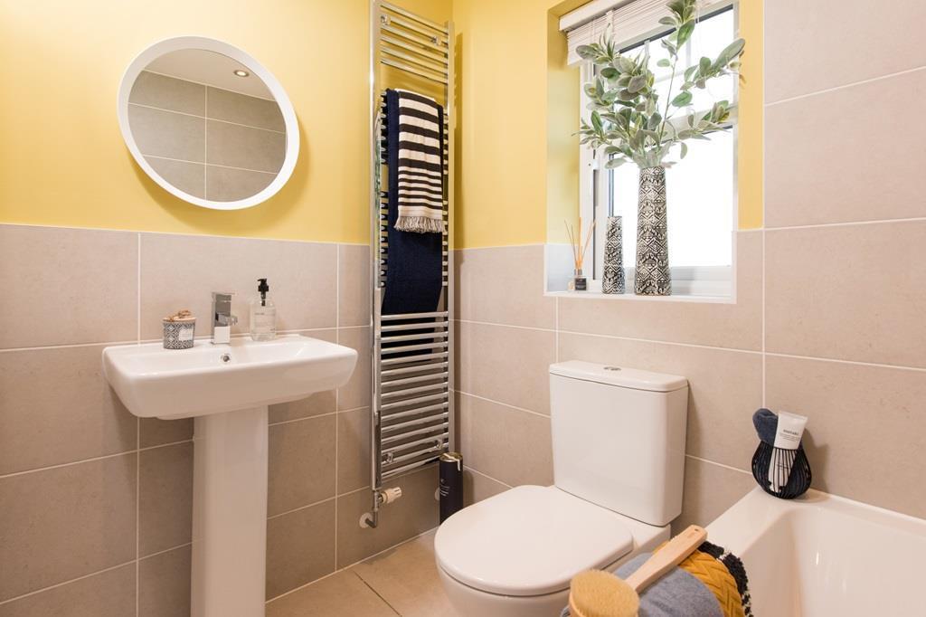 Brentford bathroom