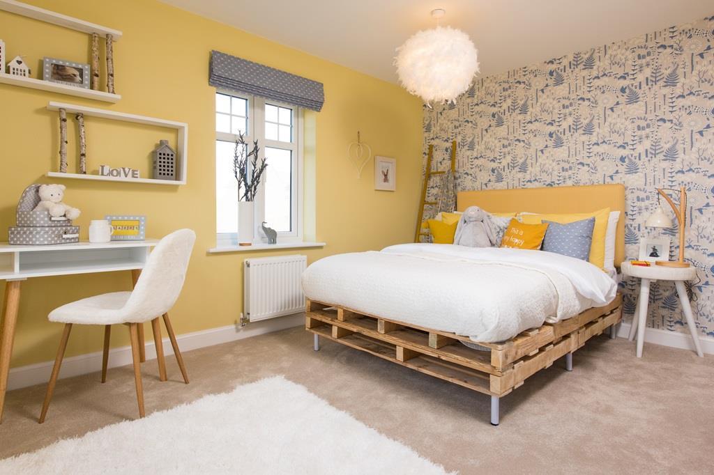 Brentford bedroom