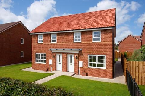 3 bedroom semi-detached house for sale - Plot 8, MAIDSTONE at The Furlongs, Newton Abbot Way, Bourne, BOURNE PE10