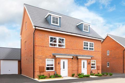 4 bedroom end of terrace house for sale - Plot 214, KINGSVILLE at Barratt Homes @Mickleover, Etwall Road, Mickleover, DERBY DE3