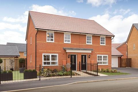 3 bedroom semi-detached house for sale - Plot 10, MAIDSTONE at The Furlongs, Newton Abbot Way, Bourne, BOURNE PE10