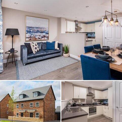 4 bedroom semi-detached house for sale - Plot 213, KINGSVILLE at Barratt Homes @Mickleover, Kensey Road, Mickleover, DERBY DE3