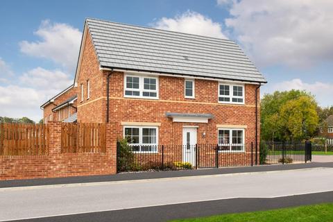 3 bedroom detached house for sale - Plot 233, ENNERDALE at Barratt Homes @Mickleover, Etwall Road, Mickleover, DERBY DE3