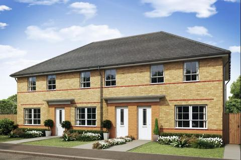 3 bedroom end of terrace house for sale - Plot 586, Maidstone at Burton Woods, Rosedale, Spennymoor, SPENNYMOOR DL16