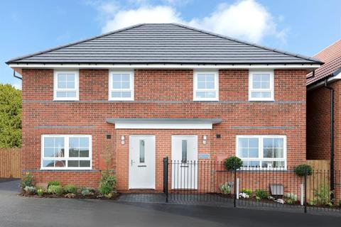 3 bedroom terraced house for sale - Plot 585, Maidstone at Burton Woods, Rosedale, Spennymoor, SPENNYMOOR DL16