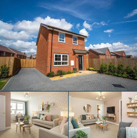3 bedroom detached house for sale - Plot 175, Maidstone at The Spinnings, Blackpool Road, Kirkham, PRESTON PR4