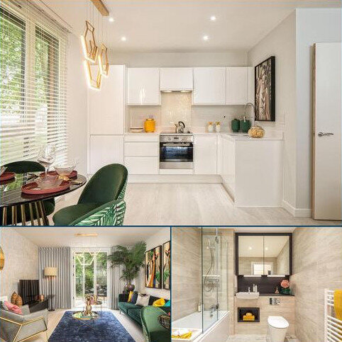1 bedroom apartment for sale - Plot 418, Boathouse Apartments at Hendon Waterside, Meadowlark House Moorhen Drive, Hendon, LONDON NW9