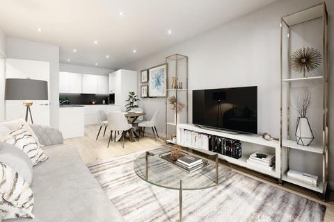 1 bedroom apartment for sale - Plot 413, Boathouse Apartments at Hendon Waterside, Meadowlark House Moorhen Drive, Hendon, LONDON NW9