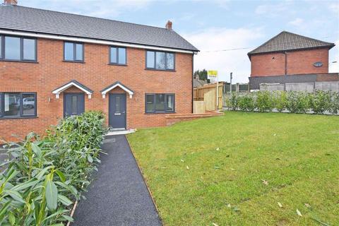 3 bedroom semi-detached house for sale - Railway Junction Development, Off Junction Road, Leek