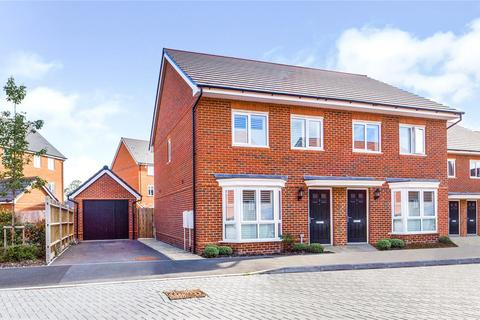 3 bedroom semi-detached house for sale - Fingal Crescent, Spencers Wood, Reading, Berkshire, RG7