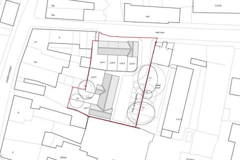 Commercial development for sale - 14 Hall Lane, North Walsham, Norfolk