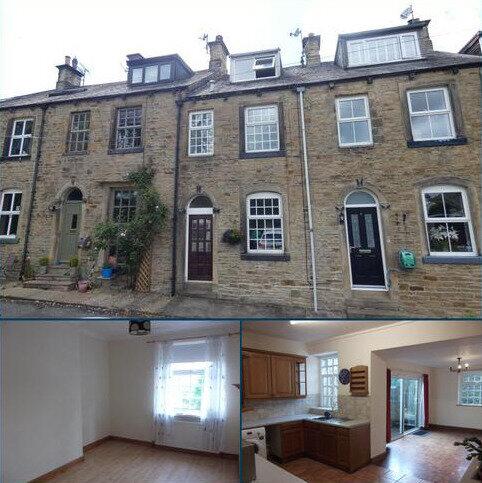 3 bedroom terraced house to rent - 4 Garden Terrace, Carleton BD23