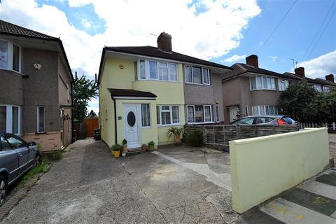 2 bedroom semi-detached house for sale - Northumberland Crescent, Bedfont