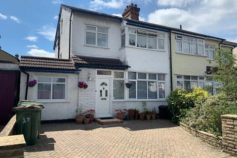 4 bedroom semi-detached house for sale - Wales Avenue, Carshalton