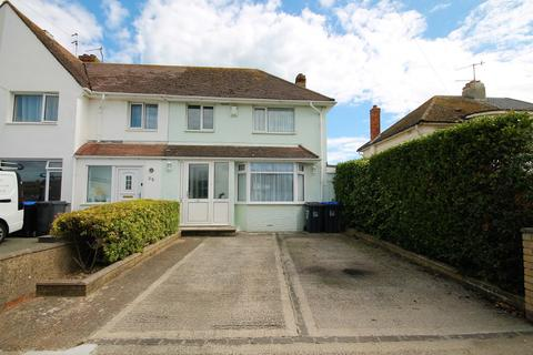 3 bedroom end of terrace house for sale - West Way, Lancing
