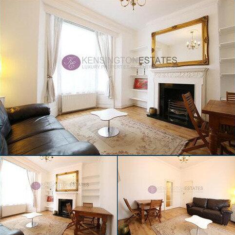 1 bedroom flat for sale - Minford Gardens, 371, London W14