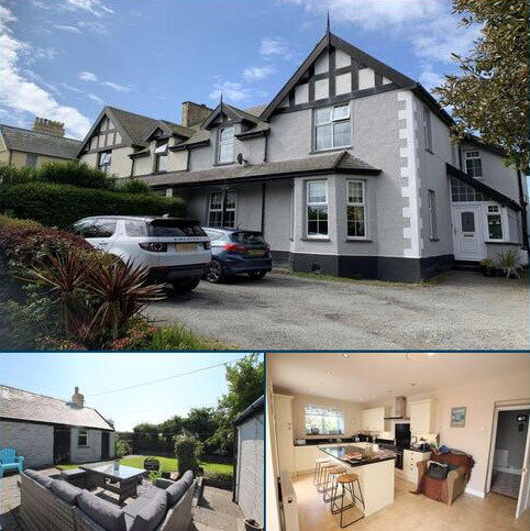 5 bedroom detached house for sale - Bull Bay, Anglesey