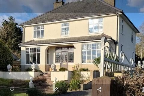 5 bedroom detached house for sale - Llanystumdwy