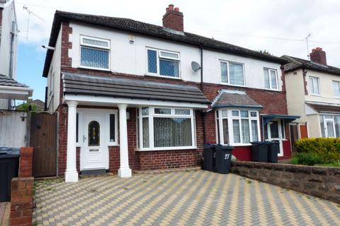 3 bedroom semi-detached house for sale - Albert Road, Birmingham