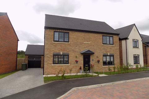 4 bedroom detached house for sale - Barley Way, Moorfields, Killingworth
