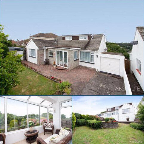 4 bedroom detached bungalow for sale - Haldon Road, Torquay